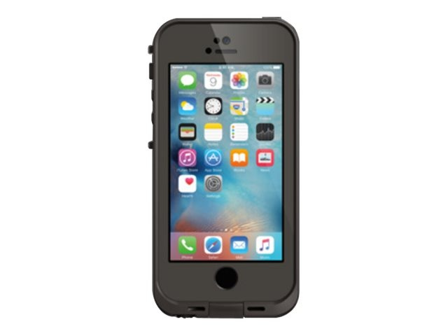 Lifeproof FRE Case for iPhone 5 5S SE, Grind Gray