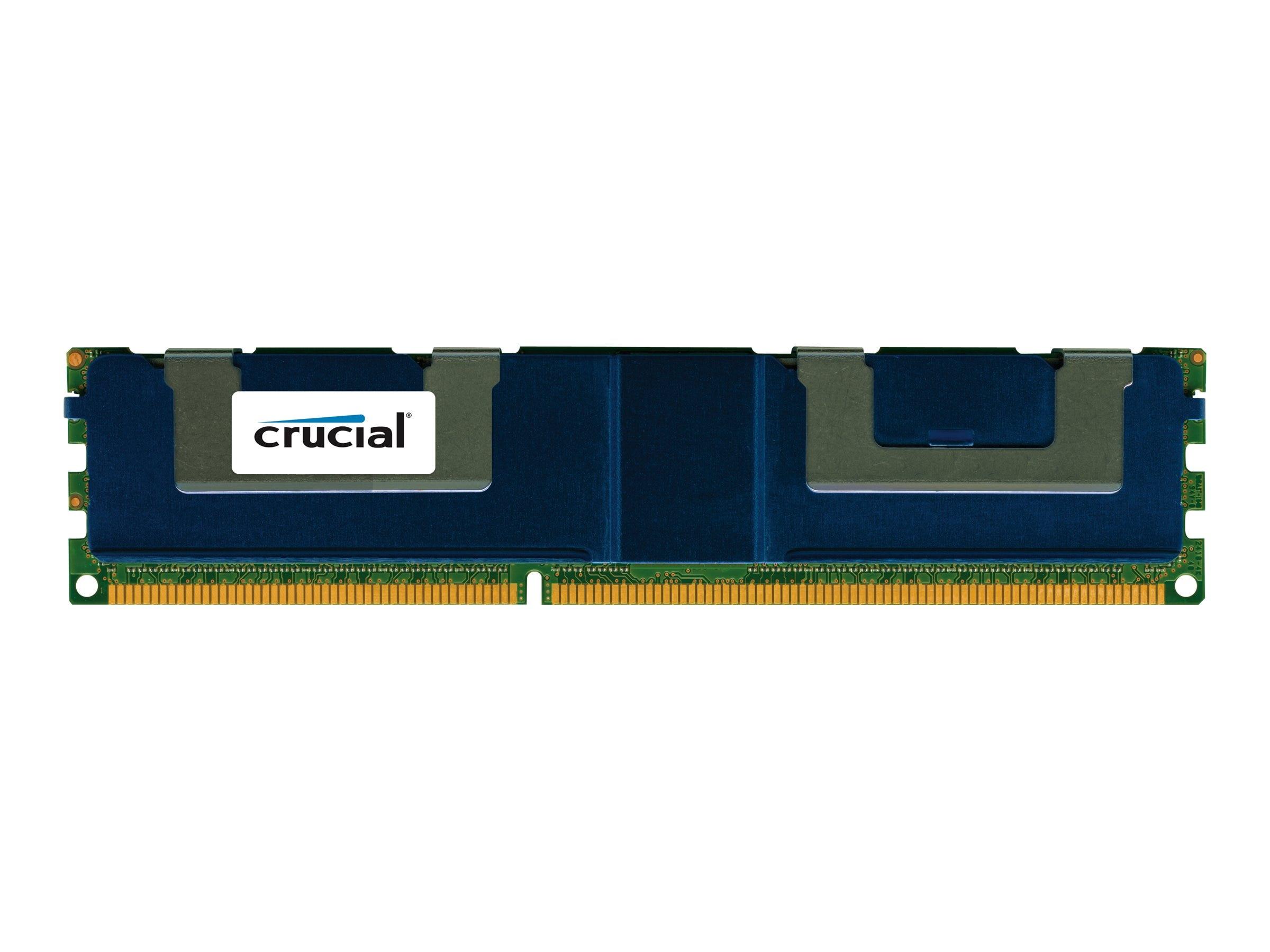 Crucial 32GB PC3-12800 240-pin DDR3 SDRAM DIMM, CT32G3ELSLQ4160B, 16737074, Memory
