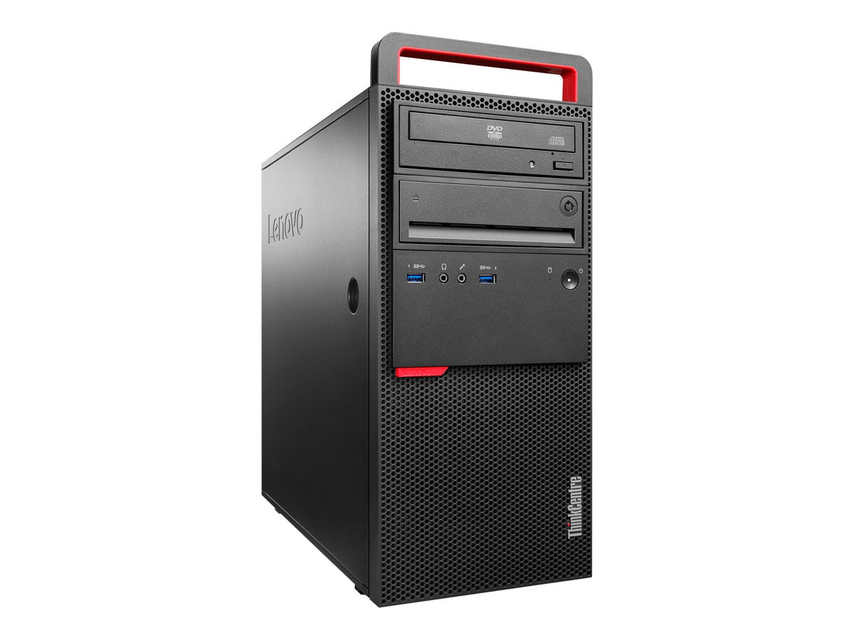 Lenovo TopSeller ThinkCentre M900 3.2GHz Core i5 4GB RAM 500GB hard drive, 10FD0008US