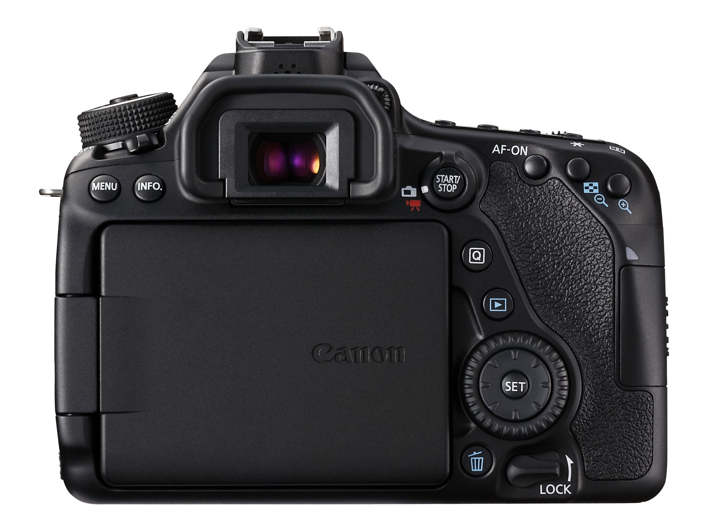 Canon EOS 80D DSLR Camera (Body Only), 1263C004