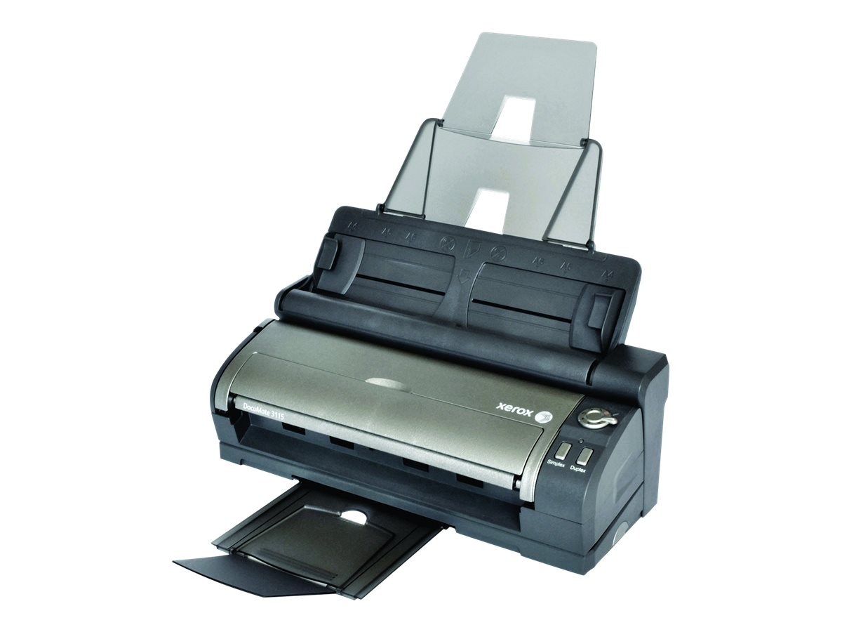 Xerox DocuMate 3115 Scanner plus Docking Station