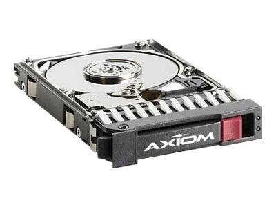 Axiom 600GB 10K SAS 6Gb s SFF 2.5 Hot-Swap Hard Drive for HP Servers, 581286-B21-AX
