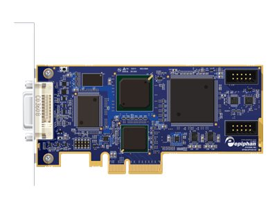 Epiphan DVI2PCIe Capture Card, DVI2PCIE, 14635023, Controller Cards & I/O Boards