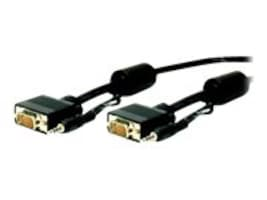 Comprehensive Standard Series HD-15 VGA Cable (M-M) with Audio, 25ft, HD15P-P-25ST/A, 14772677, Cables