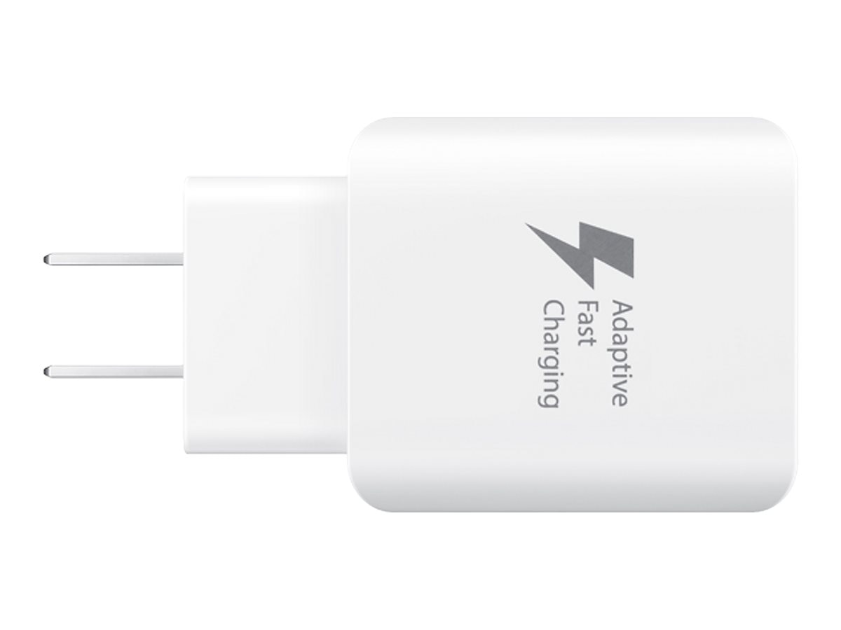 Samsung Adaptive Fast Charging Travel Charger 25W for Tab Pro S, USB-C Cable, EP-TA300CWEGUJ