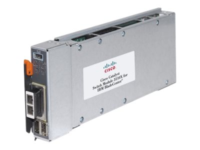 Lenovo Catalyst Switch Module 3110X for IBM BladeCenter, 00Y3250, 17886451, Network Switches