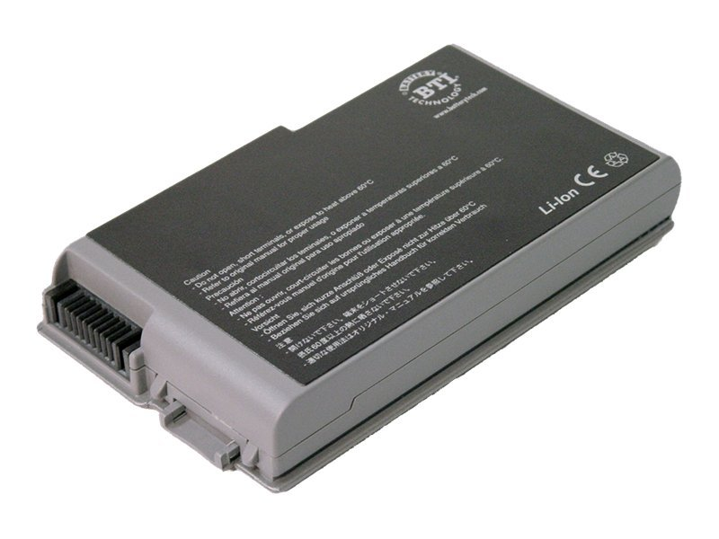 BTI Dell Inspiron 500M 600M Battery, DL-600M