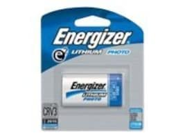 Energizer Photo Lithium Battery, ELCRV3BP, 33248897, Batteries - Camera