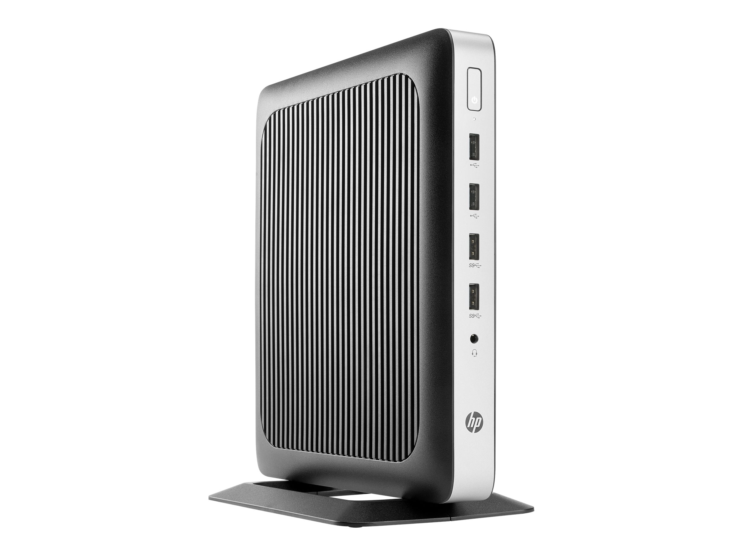 HP t630 Thin Client AMD GX-420GI 2.0GHz 8GB 32GB Flash R6E GbE W10 IoT, X4X21AT#ABA