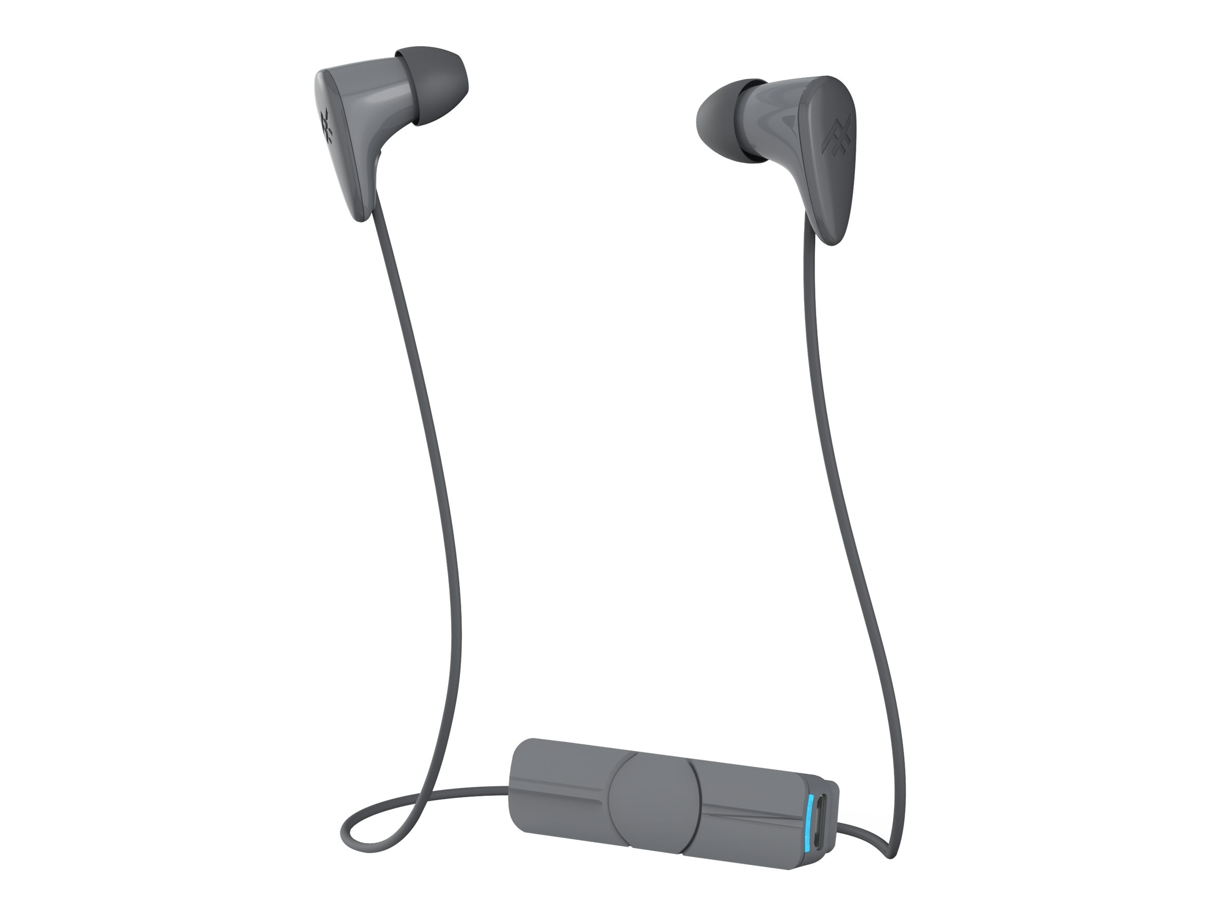 Ifrogz Charisma Wireless Earbuds - Gray