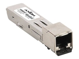 Axiom 1000BaseT SFP GBIC Transceiver, E1MG-TX-AX, 9184660, Network Device Modules & Accessories