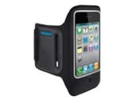 Belkin DualFit Armband for iPhone, Black, F8Z610TT, 11733736, Carrying Cases - Phones/PDAs