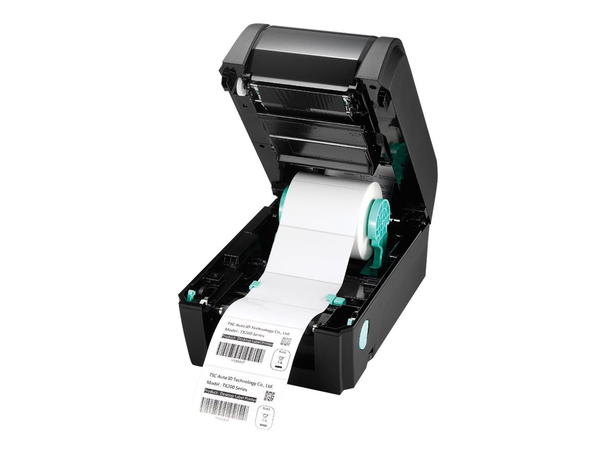 TSC TX200 203dpi 8ips Thermal Transfer DES Printer, 99-053A001-50LF