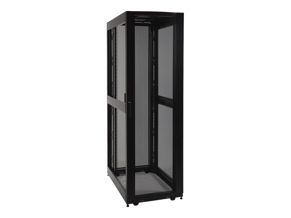 Tripp Lite 42U Rack Enclosure Server Cabinet No Sides, SR42UBEXP, 6156786, Racks & Cabinets