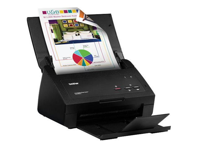 Brother ADS-2000 High Speed Color Scanner, ADS-2000, 13895843, Scanners