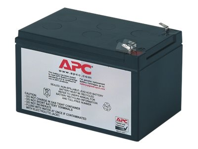 APC Replacement Battery Cartridge #4 for BK650, BP650, SU620, SU650 models, RBC4, 57071, Batteries - Other