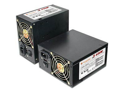 Thermaltake 430W Dual Fan Power Supply