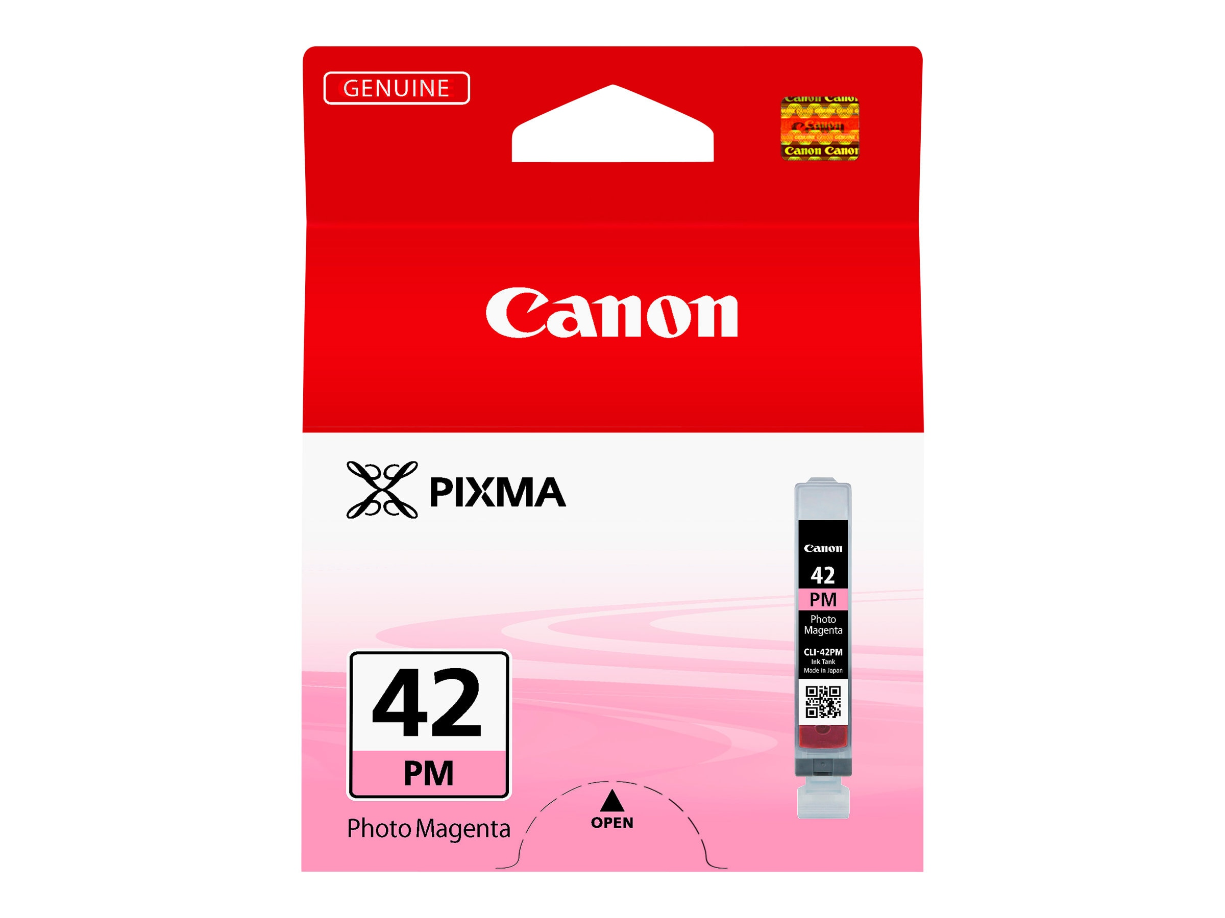 Canon Photo Magenta CLI-42PM Ink Tank, 6389B002