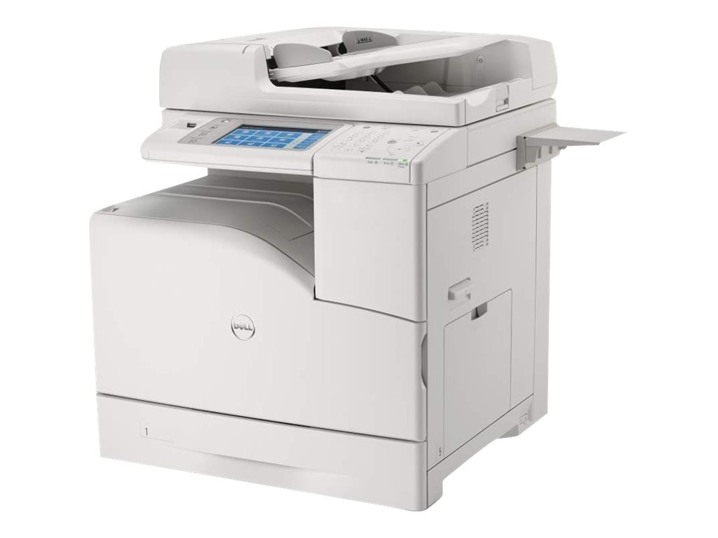 Dell C5765dn Color Multifunction Printer, T2RHF, 16388978, MultiFunction - Laser (color)