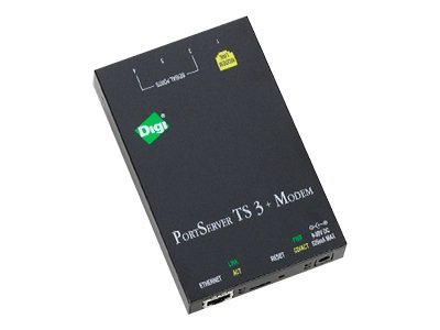 Digi PortServer TS 3M MEI International, 70001986
