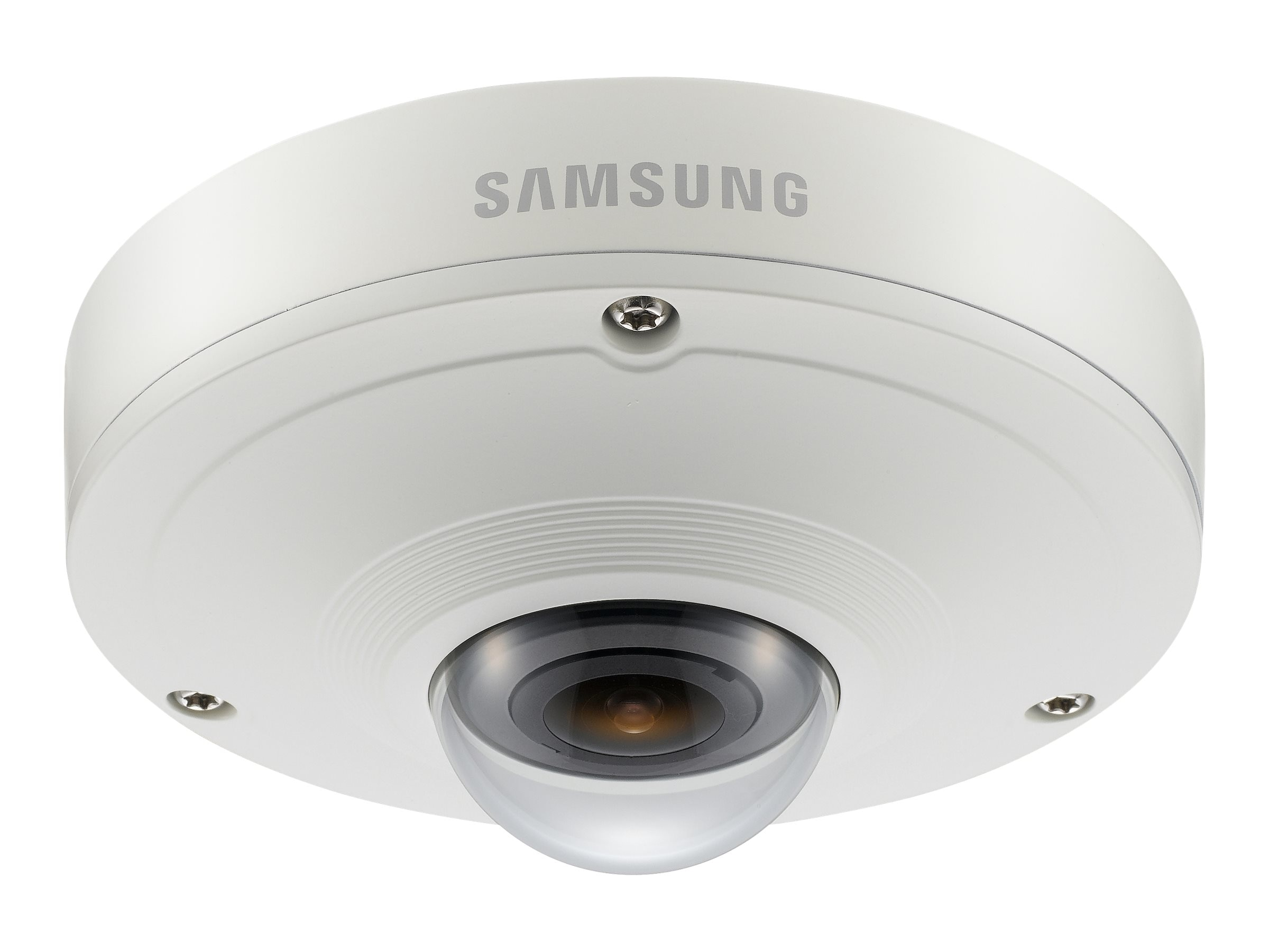 Samsung 5MP 360 Degree Vandal-Mobile Fisheye Camera, SNF-8010VM
