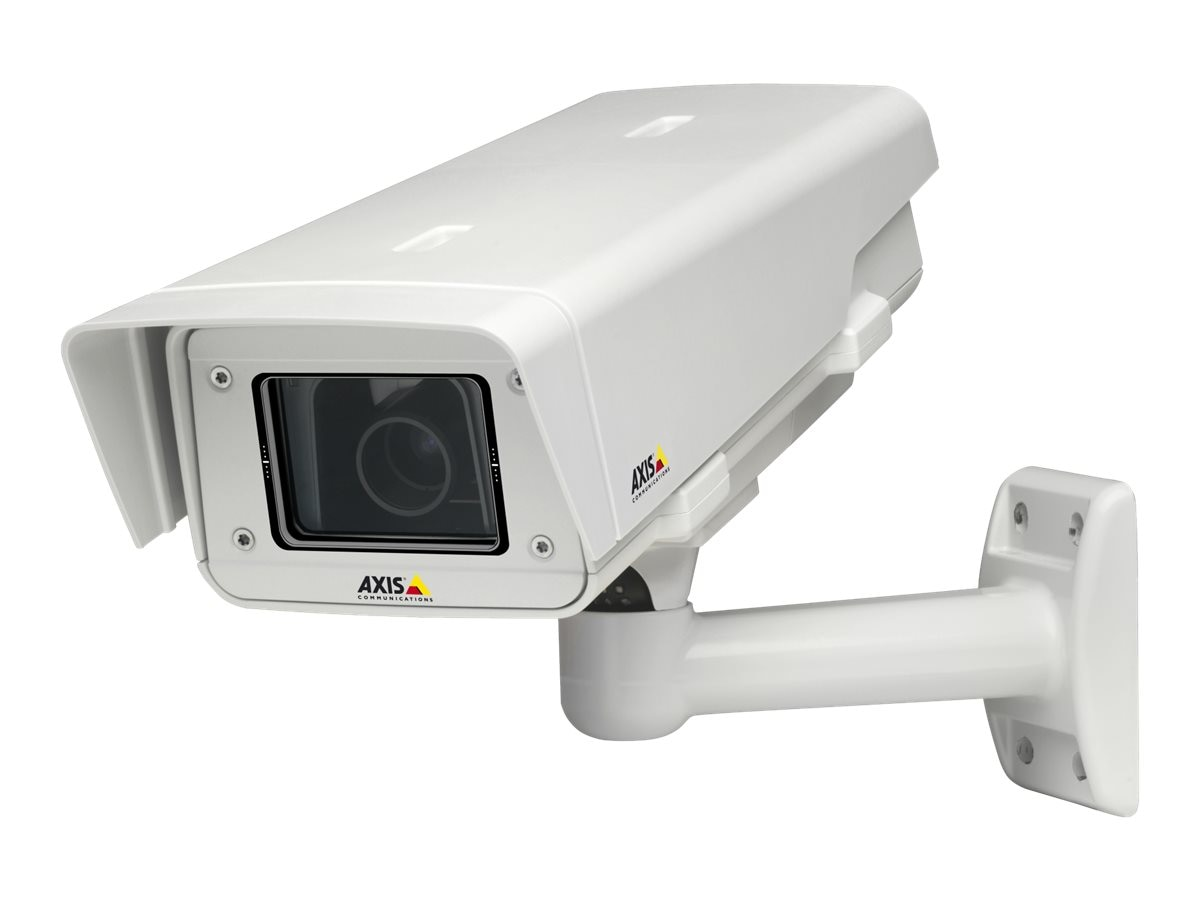 Axis P1355-E 1080P Outdoor PoE Serial Network Camera, 0529-001, 15593291, Cameras - Security