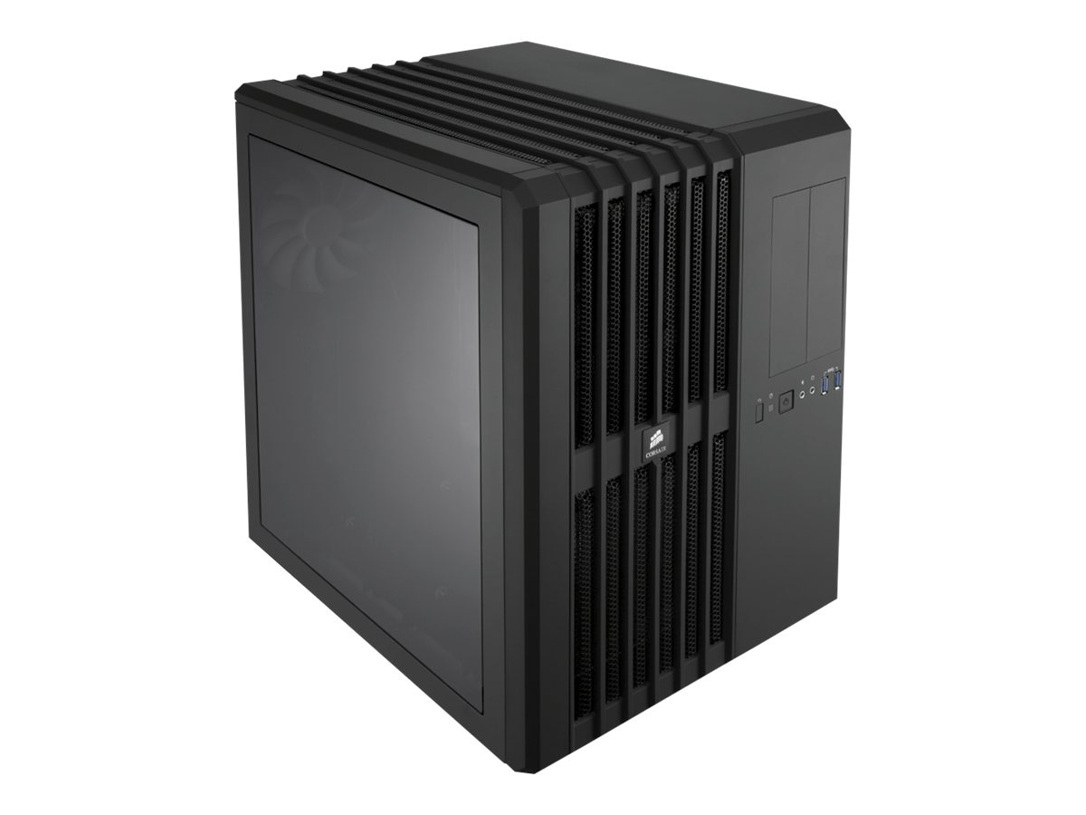 Corsair Chassis, Carbide Series Air 540 Mid-Tower ATX E-ATX 6xHDD SSD Bays 2x5.25 Bays 3xFans, Black