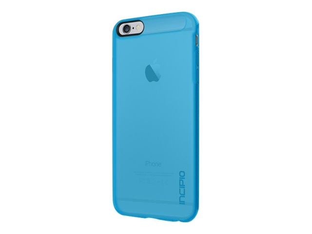Incipio NGP Flexible Impact-Resistant Case for iPhone 6 6S Plus, Translucent Turquoise