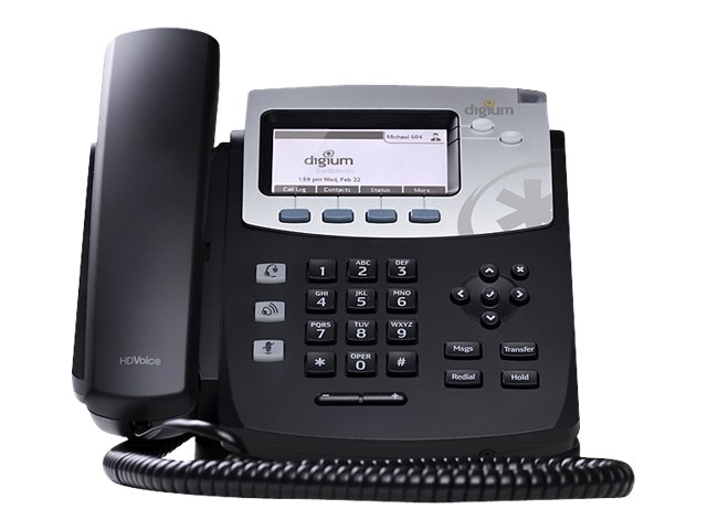 D40 VoIP Phone, 1TELD041LF, 18589618, VoIP Phones