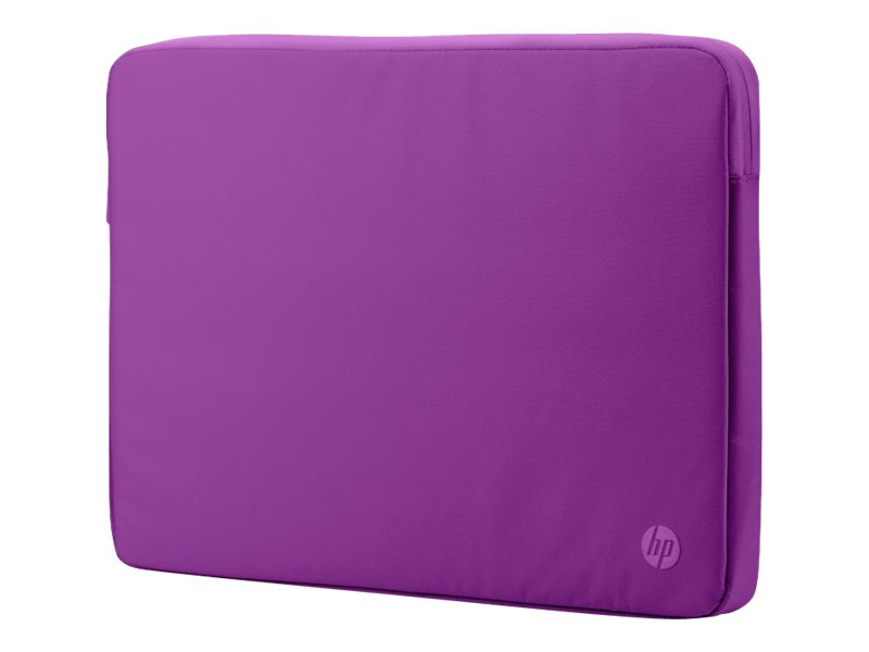 HP Spectrum Sleeve 11.6, Magenta, K7X20AA#ABL, 18386159, Carrying Cases - Notebook