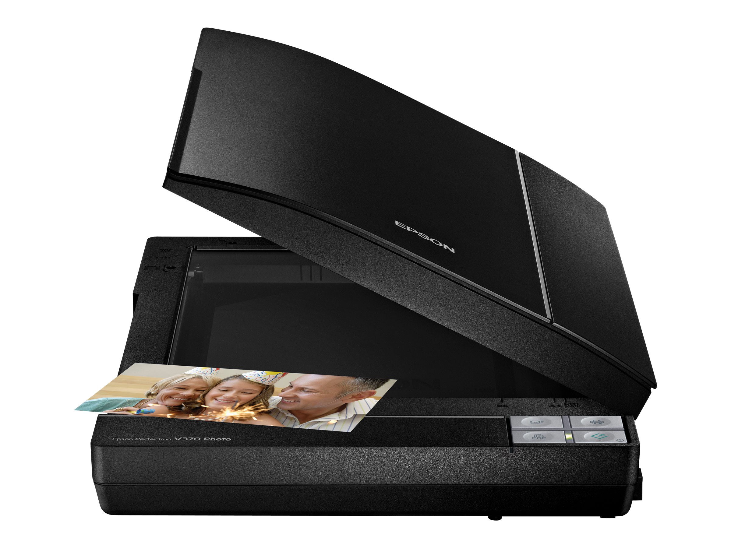 Epson Perfection V370 Scanner USB 4800dpi - $129.99 less instant rebate of $7.00, B11B207221