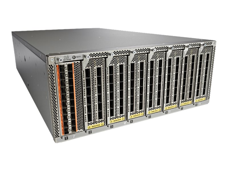 Cisco Nexus 5696Q Chassis 6PS 4 Fan VXLAN, N5K-C5696Q, 30755172, Network Switches
