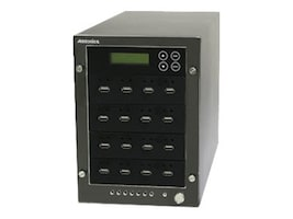 Addonics 1:15 USB Hard Drive Flash Duplicator, UDFH15, 17498773, Hard Drive Duplicators