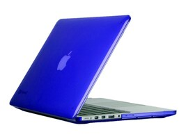 Speck SeeThru Case for MacBook Pro 13 Retina Display, Cobalt Blue, 71577-1217, 32161968, Carrying Cases - Notebook