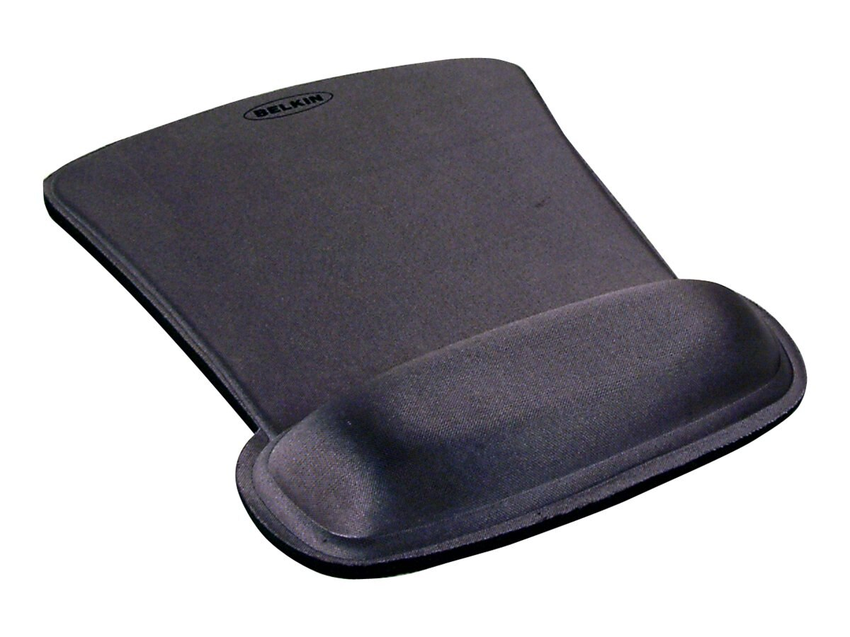 Belkin WaveRest Gel Mouse Pad (Silver), F8E262-SLV