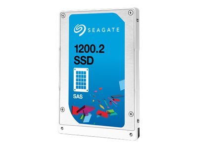 Seagate 400GB 1200.2 Dual SAS 12Gb s eMLC Light Endurance 2.5 7mm Internal Solid State Drive