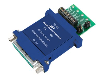 IMC Serial RS 232 DB25 Female To RS485 Terminal Block