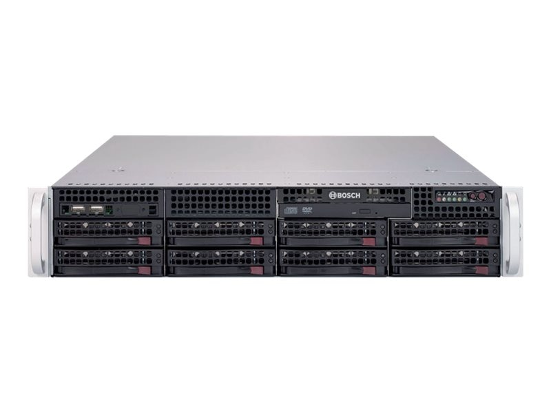 Bosch Security Systems DIVAR IP 7000 2U Video Management Appliance, 16TB