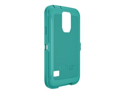 OtterBox Defender Series Slip Cover for Samsung Galaxy S5, Light Teal, 78-42329, 18622545, Carrying Cases - Phones/PDAs