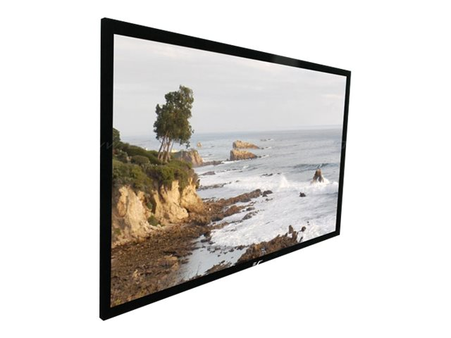Elite Sable Frame 2 Series Projection Screen, CineWhite, 2.35:1, 115, ER115WH2-WIDE