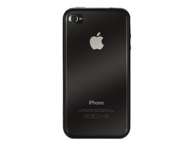 Griffin Reveal for iPhone 4, Black, GB02356, 12641294, Carrying Cases - Phones/PDAs