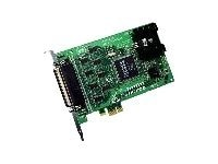 Brainboxes PCIe 8XRS232 DB25 1MB Controller