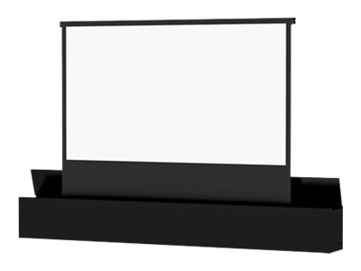 Da-Lite Ascender Electrol Projection Screen, Matte White, 4:3, 100