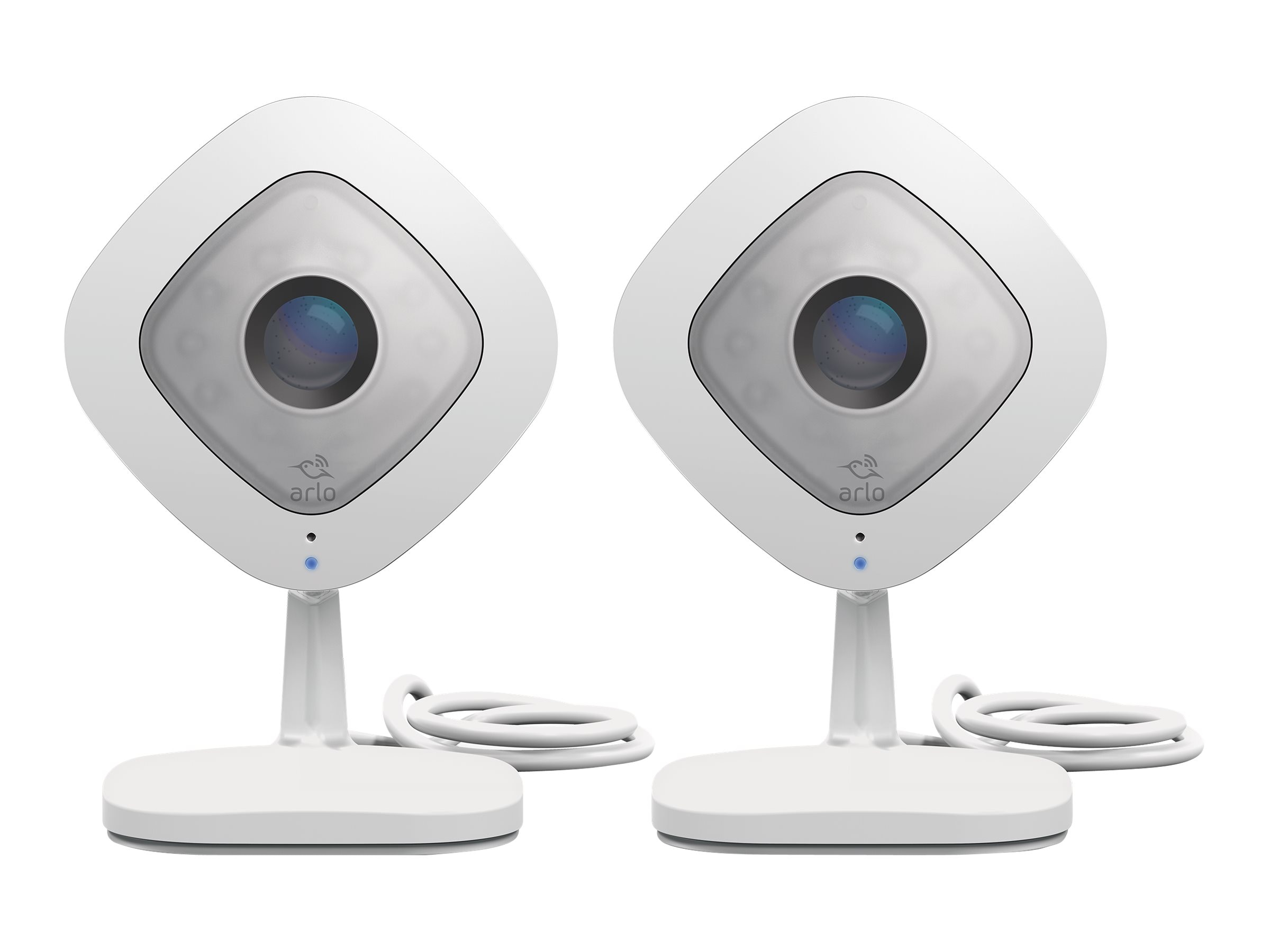 Netgear Arlo Q 1080p HD Security Camera, 2-Pack, VMC3240-100NAS