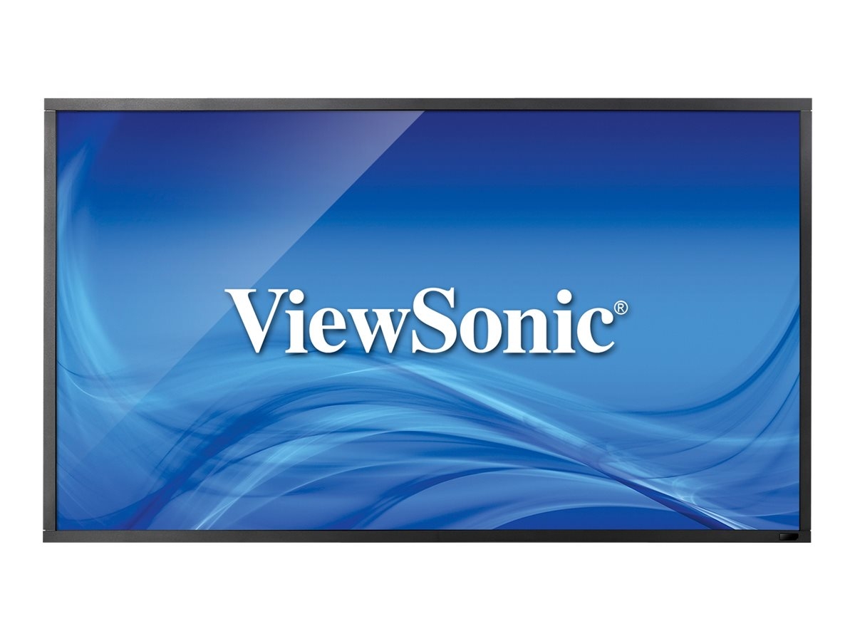 ViewSonic 42 CDP4260-TL Full HD LED-LCD Touchscreen Display, Black, CDP4260-TL, 17765245, Monitors - Large-Format LED-LCD