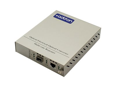 ACP-EP 10Gbps RJ-45 to SFP+ Media Converter Standalone Kit