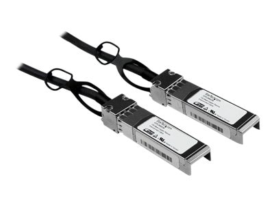 StarTech.com 10Gbase Copper SFP+ Direct Attach 30AWG Passive (M-M) Cable, 3m, SFPCMM3M, 15237262, Cables