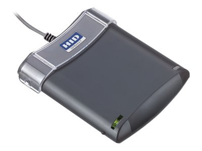 Synercard OmniKey 5326 Dual Frequency Card Reader, USB