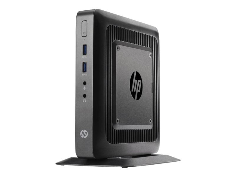 HP t520 Flexible Thin Client AMD DC GX-212JC 1.2GHz 4GB RAM 8GB Flash GbE agn BT SmartZero, J6D57UA#ABA, 17706430, Thin Client Hardware