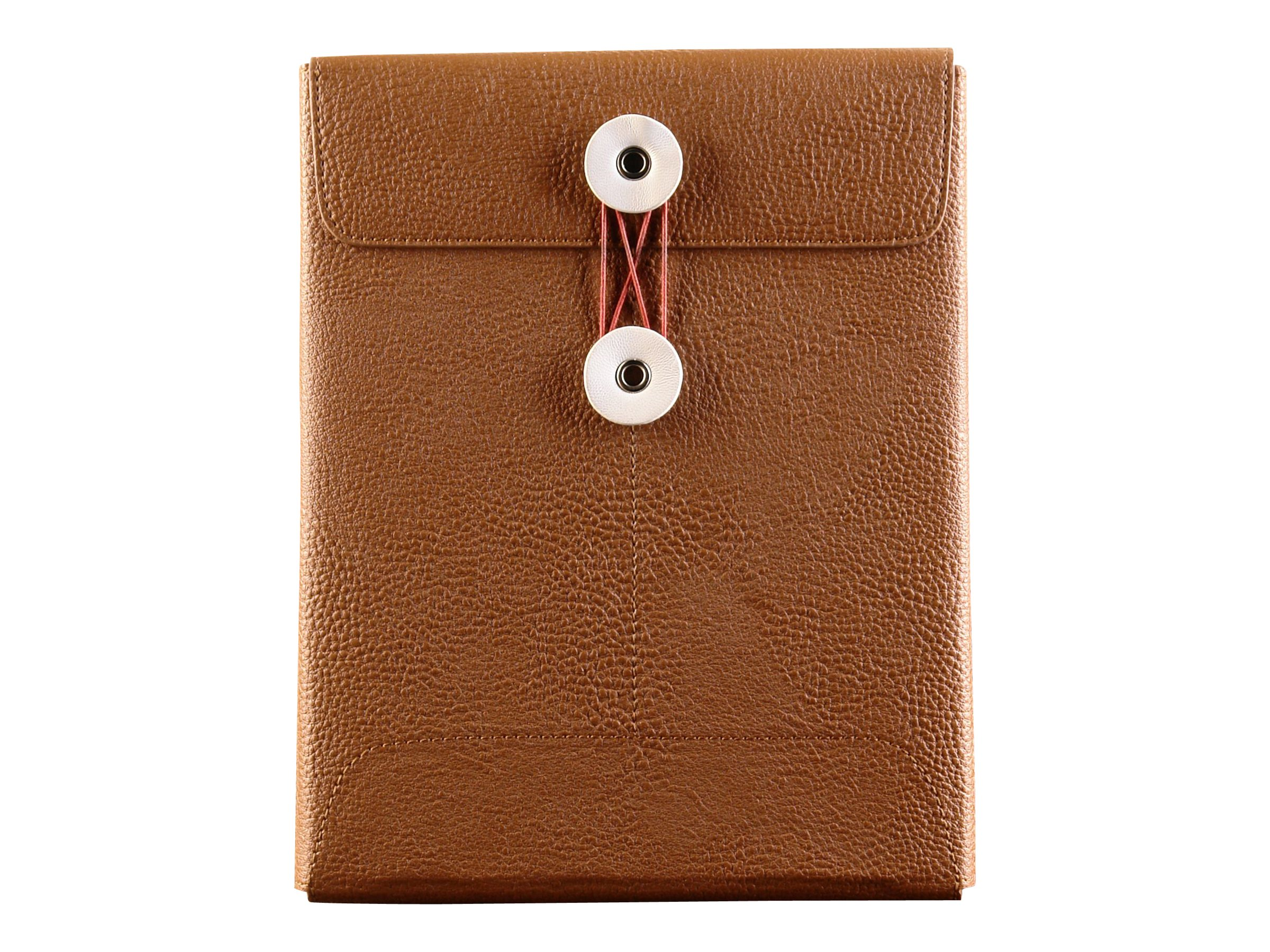 Eco Style Envo iPad Sleeve, Brown, EENV-BR10, 13932982, Protective & Dust Covers